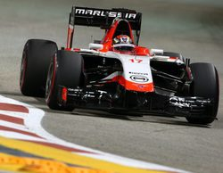 Marussia espera que Suzuka se adapte mejor a las características del MR03