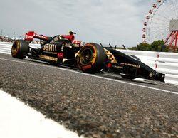 La FIA sanciona a Pastor Maldonado con 10 posiciones en parrilla por usar el sexto motor