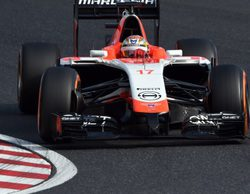 "Jules Bianchi: ""Hemos tenido un comienzo razonablemente positivo"""