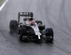 """Jenson Button: """"En estos momentos realmente no importa la carrera sino que Jules esté bien"""""""