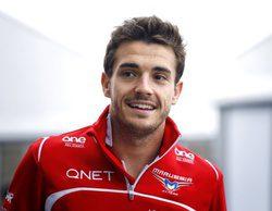 Jules Bianchi se encuentra grave pero estable