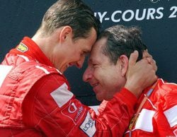"""Jean Todt: """"La situación de Michael Schumacher cada vez es mejor"""""""