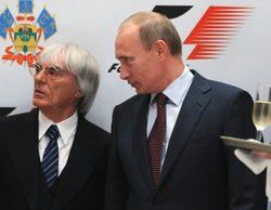 """Bernie Ecclestone sobre el GP de Rusia: """"No tiene nada que ver con la política"""""""