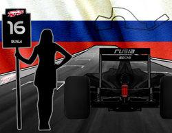 Previo del GP de Rusia 2014