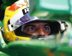 """Roberto Merhi ante otra oportunidad en Sochi: """"Me siento mucho más cómodo y confiado"""""""