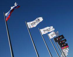 GP de Rusia 2014: Libres 1 en directo