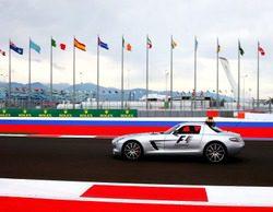 GP de Rusia 2014: Libres 2 en directo