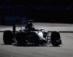 Lewis Hamilton lidera los Libres 2 del GP de Rusia 2014