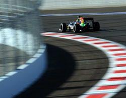 """Sergio Pérez: """"Los neumáticos blandos funcionan realmente bien aquí"""""""