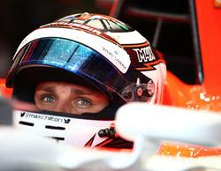 """Max Chilton: """"El circuito de Sochi es impresionante"""""""
