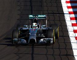 Lewis Hamilton también marca el ritmo durante los Libres 3 del GP de Rusia 2014