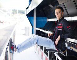 """Daniil Kvyat: """"Daré lo mejor de mí mismo en carrera"""""""
