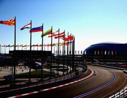 GP de Rusia 2014: Carrera en directo