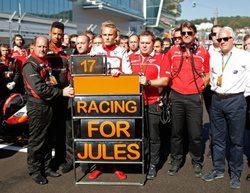 """Marussia: """"En ningún momento el equipo le pide a Jules que pilote más rápido"""""""