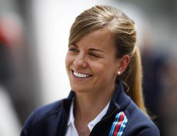 Susie Wolff competirá en la Race of Champions