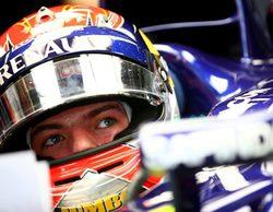Max Verstappen volverá a subirse al Toro Rosso en Austin