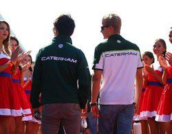 Marcus Ericsson mantiene conversaciones con tres equipos para el 2015