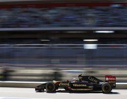 """Pastor Maldonado: """"El coche parecía más fuerte y completo que en las últimas carreras"""""""