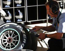 """Paul Hembery: """" El rendimiento de los neumáticos cambió debido a las temperaturas más cálidas"""""""