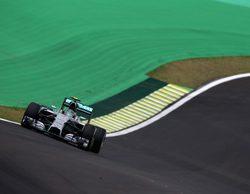 Nico Rosberg hace tres de tres: el más rápido en unos Libres 3 de récord en el GP de Brasil 2014