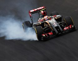 """Pastor Maldonado: """"Es algo decepcionante, pero la carrera es lo que cuenta"""""""