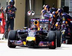 """Sebastian Vettel, quinto en Interlagos: """"Ha sido un buen resultado para nosotros"""""""