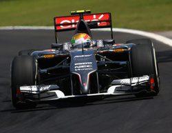 """Esteban Gutiérrez: """"Ha sido muy difícil gestionar los neumáticos con el poco agarre"""""""