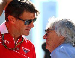 "Graeme Lowdon: ""Hay altas probabilidades de que podamos competir en 2015"""