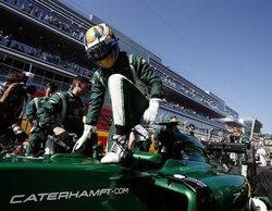 'Overbooking' en Caterham: Chilton negocia, Merhi con contrato y Lotterer invitado
