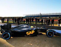 El motor Honda hace sus primeros kilómetros en Silverstone