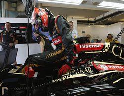 """Esteban Ocon: """"Estaba esperando al test de la próxima semana para ir más rápido"""""""