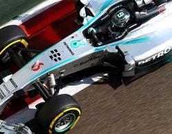 Nico Rosberg reacciona y lidera los Libres 3 del GP de Abu Dabi 2014