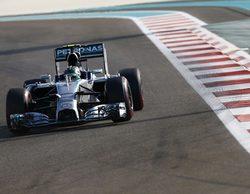 Nico Rosberg golpea primero y se adueña de la pole del GP de Abu Dabi