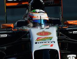 """Sergio Pérez: """"No hemos podido sacarle el ritmo suficiente al coche"""""""