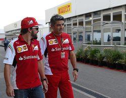 """Fernando Alonso: """"Mattiacci no pensaba que era viejo cuando me pedía que renovase en Monza"""""""