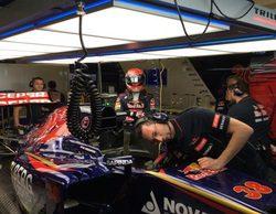 """Max Verstappen: """"Vuelta a vuelta me he ido acostumbrando al coche"""""""
