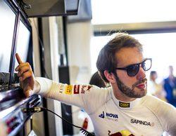 Jean Eric Vergne confirma que no seguirá en Toro Rosso