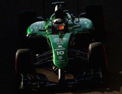 Caterham recibe luz verde para competir en 2015 con el coche de 2014 si encuentra comprador