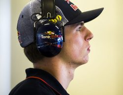 """Max Verstappen: """"Siempre he querido estar en F1 y creo que es bueno empezar en este equipo"""""""