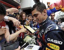 Sebastien Buemi seguirá como piloto reserva de Red Bull en 2015