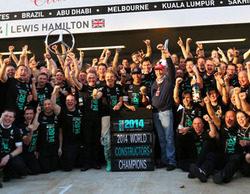Análisis F1 2014: Mercedes triunfa con autoridad