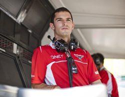 """Alexander Rossi: """"Estoy muy interesado en el equipo Haas F1 Team"""""""