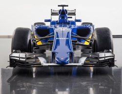Presentación del Sauber 2015: C34