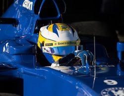"""Marcus Ericsson: """"Ha sido una gran primera semana de test para nosotros"""""""
