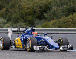 Felipe Nasr lidera la mañana en el día 1 de la primera ronda de test en Barcelona