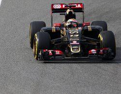 """Pastor Maldonado tras volver a liderar en Barcelona: """"Me siento mucho más confiado en el E23"""""""