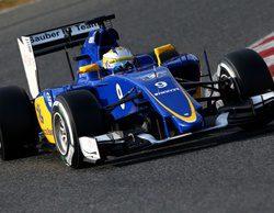 "Marcus Ericsson: ""No hemos podido conseguir que el coche funcionara como queríamos"""