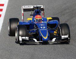 """Felipe Nasr: """"Hemos hecho una pequeña mejora en cuanto a estabilidad del coche"""""""