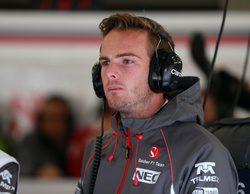 Giedo Van der Garde denuncia a Sauber por incumplimiento de contrato