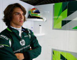 OFICIAL. Roberto Merhi anunciado como segundo piloto de Manor F1 en Australia